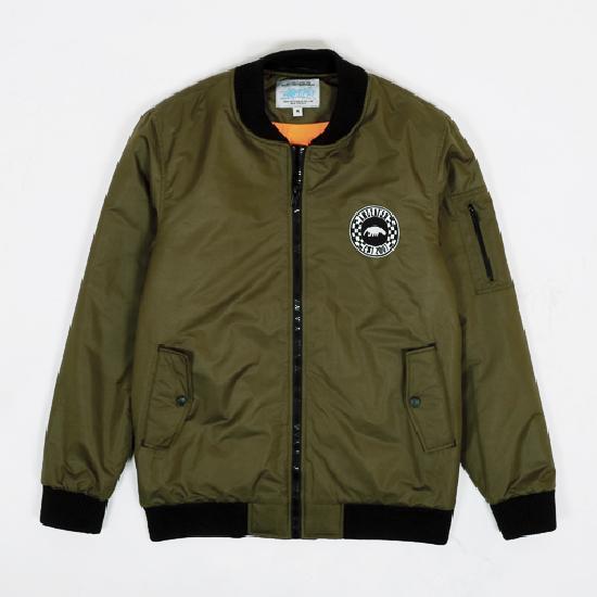 Куртка Anteater Bomber_lux-haki