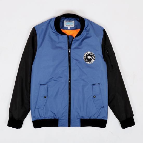 Куртка Anteater Bomber_lux-combo-navy