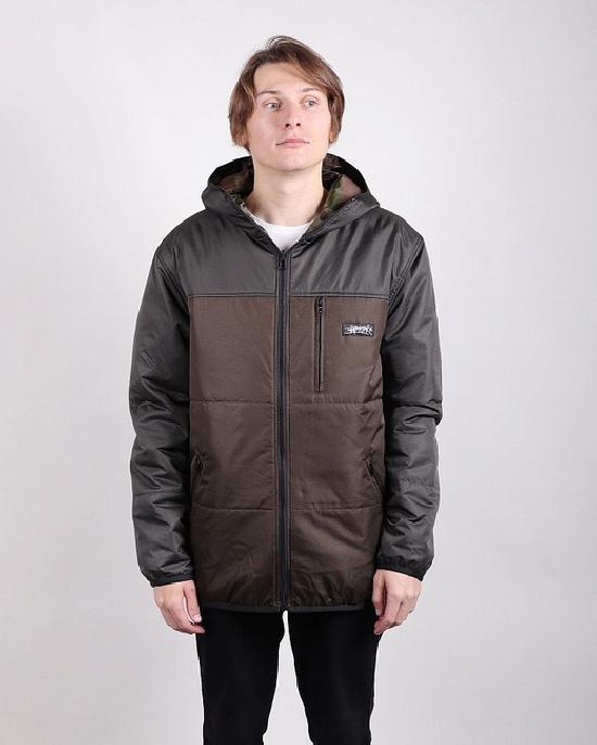 Куртка Anteater Doublejacket-brown_haki