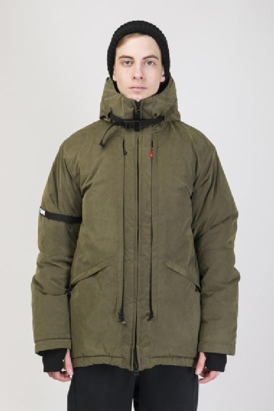 Зимняя куртка Inner City 3 COR Болотный