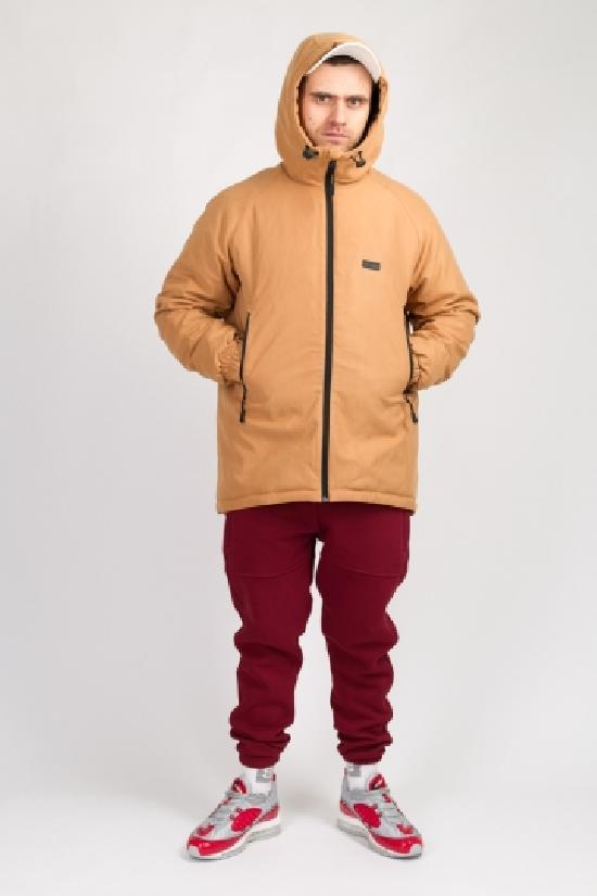 Куртка зимняя Nib 2 Песочный Микрофибра