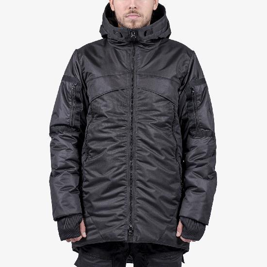 Куртка IGAN ID0509 черная