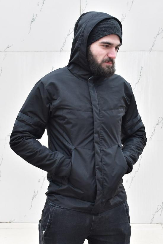 Куртка мужская IGAN М№0401 черный