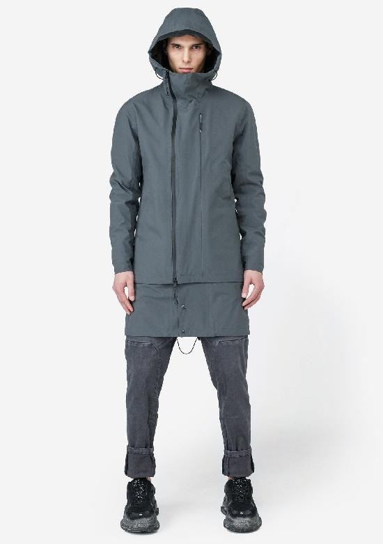 Куртка трансформер KRAKATAU Q156/2 HASSIUM
