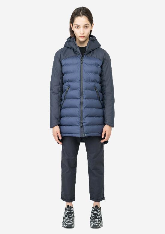 Длинная куртка KRAKATAU Qw189/6 BROOKITE