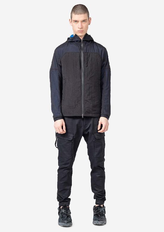 Полупрозрачная куртка KRAKATAU F46/16