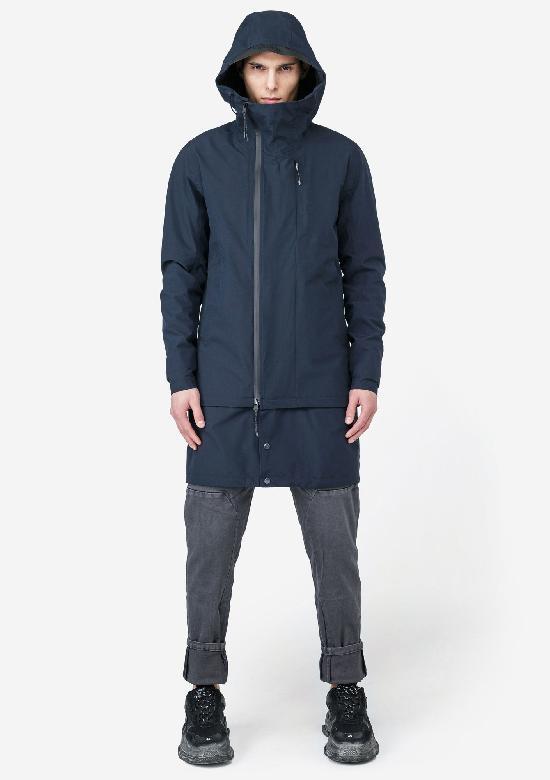 куртка трансформер KRAKATAU Q156/6 HASSIUM