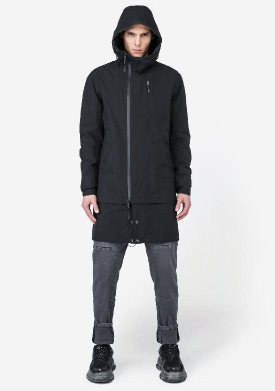 Куртка трансформер KRAKATAU Q156/1 HASSIUM