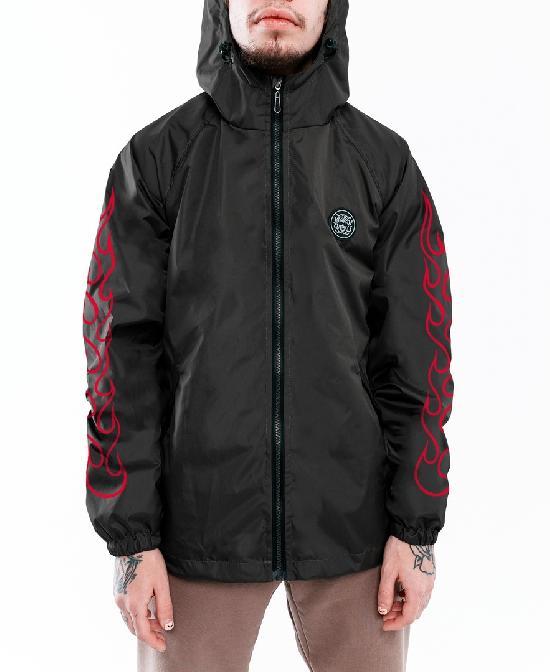 Куртка Storm MEDOOZA (Burn) черный