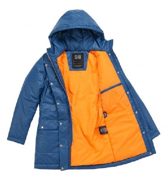 Куртка SHU Классика/синяя