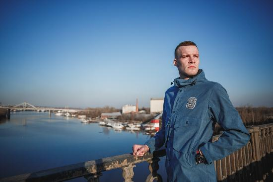 Куртка SKFN Spleef Jacket (синий)