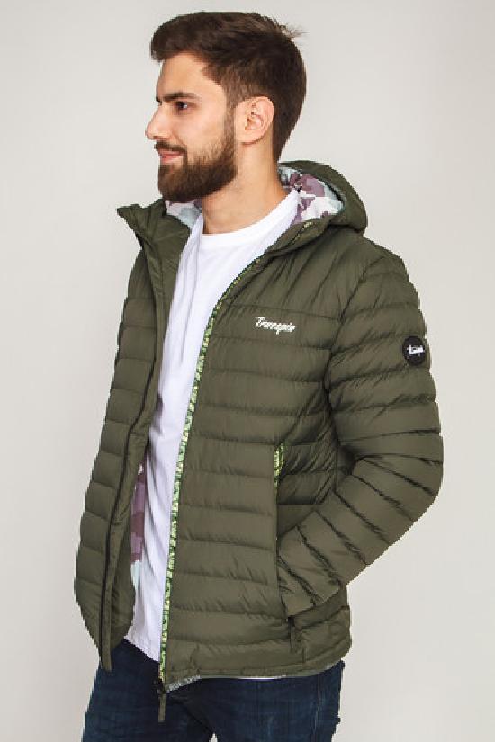 Куртка TRUESPIN Street Hero (Зеленый (Green)
