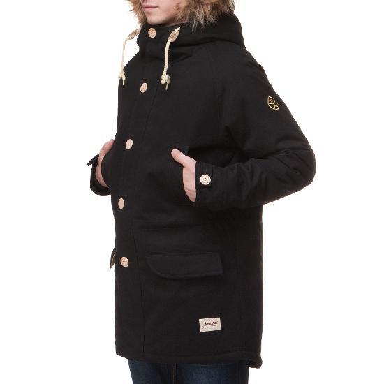 Куртка ЗАПОРОЖЕЦ Ditch Parka FW16 (Черный (Black)