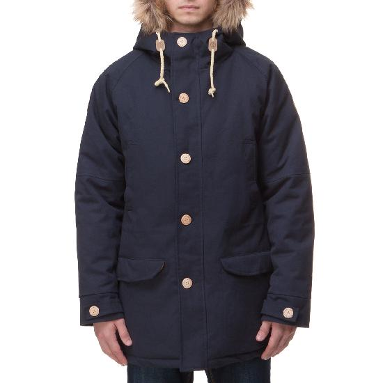 Куртка ЗАПОРОЖЕЦ Ditch Parka FW16 (Синий (Navy)