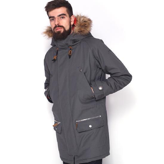 Куртка ЗАПОРОЖЕЦ Alaska (Серый (Gray)