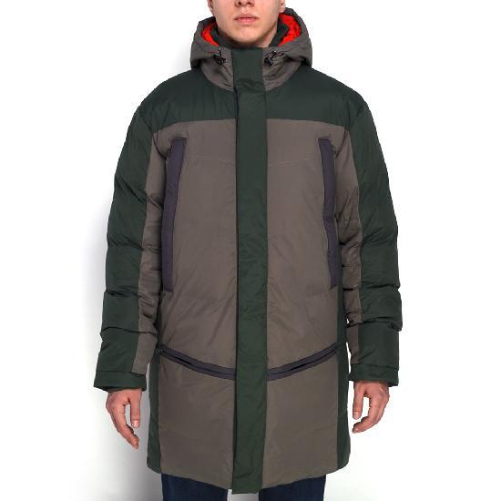 Куртка ЗАПОРОЖЕЦ Telogreika (Зеленый (Olive/Gray)