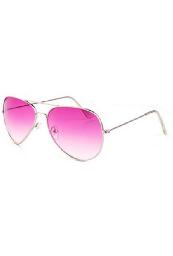 Очки / Police / JH0911 C-9 Cop / серебряный с розовыми линзами