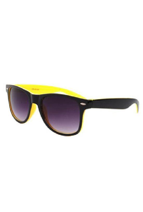 Очки / Street Style / JHI1028 С-3 / чёрно-жёлтый