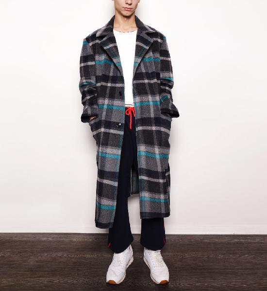 Пальто SOWHAT? Mint