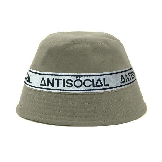 Панама хакки bucket stripes (antisocial)