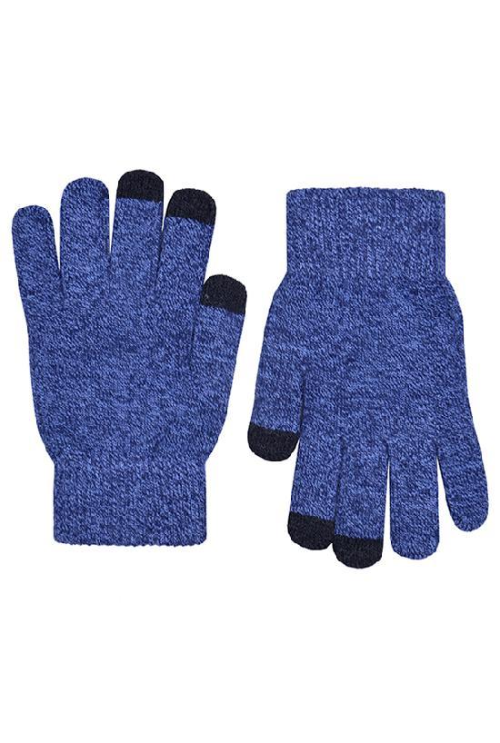 Перчатки / Touch Glove / I Can Touch / тёмно-синий /  (One size)