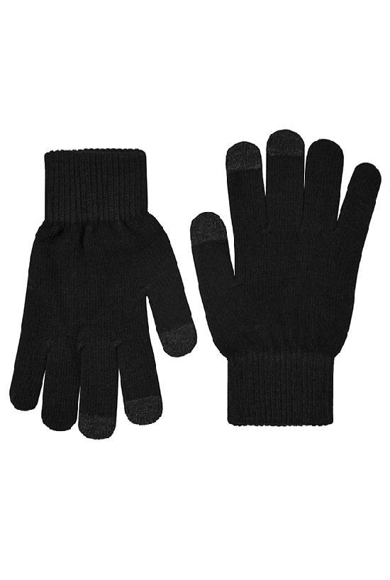 Перчатки / Winter / Blank женские / чёрный /  (One size)