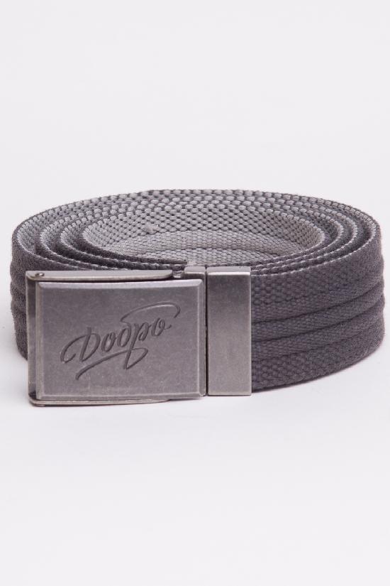 Ремень ЗАПОРОЖЕЦ Webbing Belt Добро (Серый (Grey/Lt.Grey)O/S)