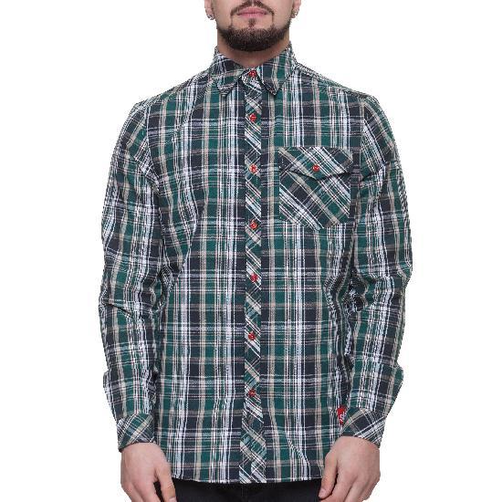 Рубашка SKILLS Check Shirt (Разноцветный (F006)