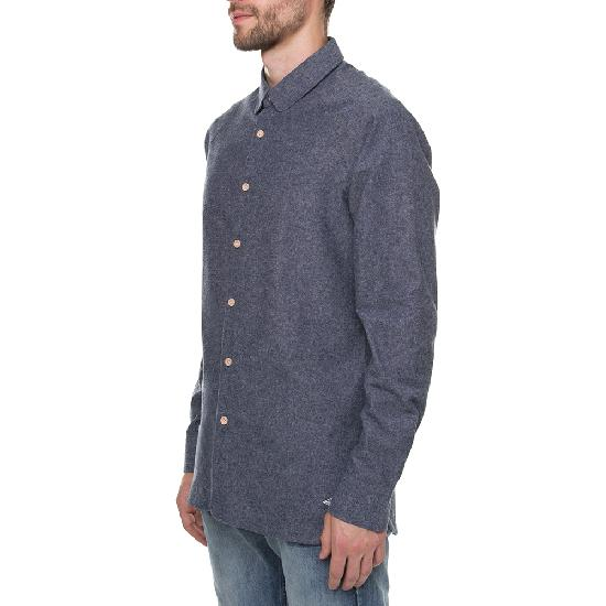 Рубашка ЗАПОРОЖЕЦ Выходная (Dark Navy)