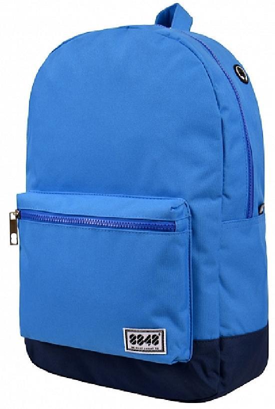 Рюкзак / 8848 / S15010-16 Цветное дно 43х13х30 см / синий