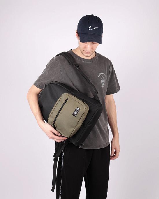Рюкзак Anteater bagmini-black-haki