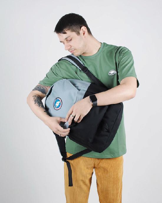 Рюкзак Anteater bag-crd_combo-grey