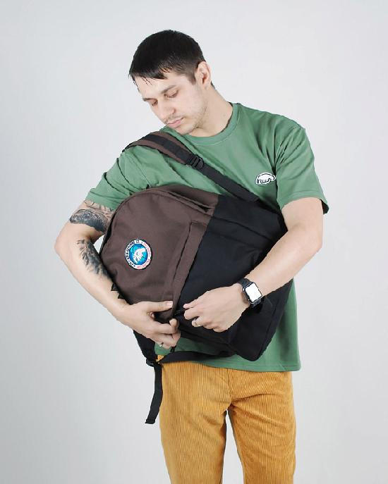Рюкзак Anteater bag-crd_combo-brown
