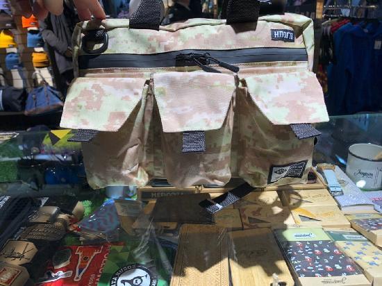 НПОГП   сумка поясная Агент А4 бежевый камо