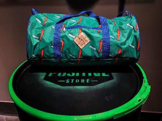 Сумка дорожная SKFN Duffle Bags (опасная бритва)