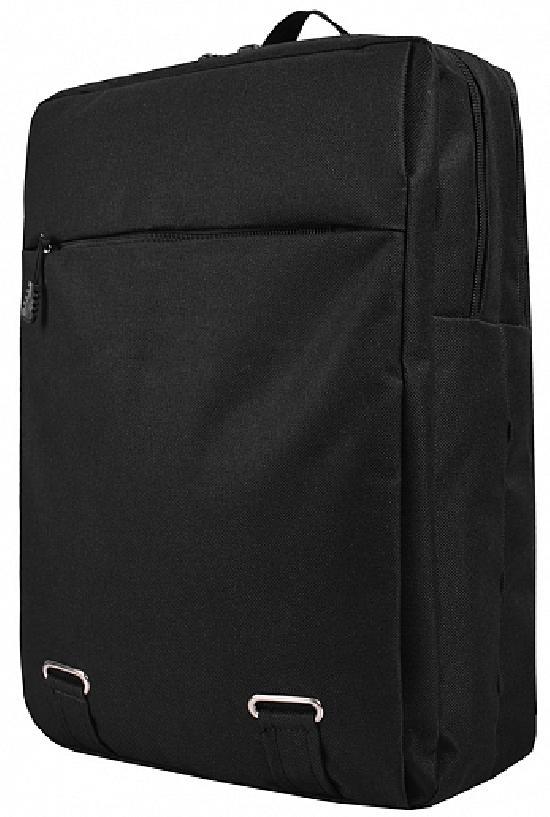 Рюкзак / Jeans / 894 Два ремня снизу 40х10х28 см / чёрный