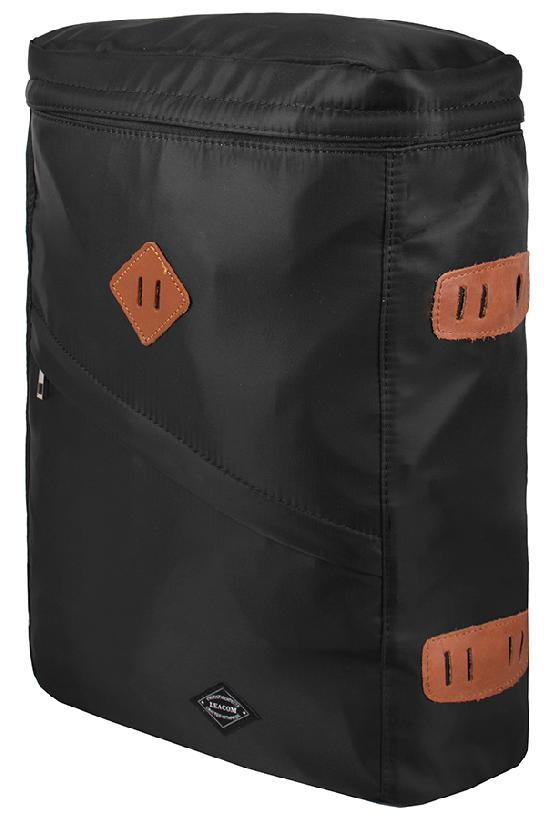 Рюкзак / Leacom / A0026 Пять розеток и косой карман/ чёрный