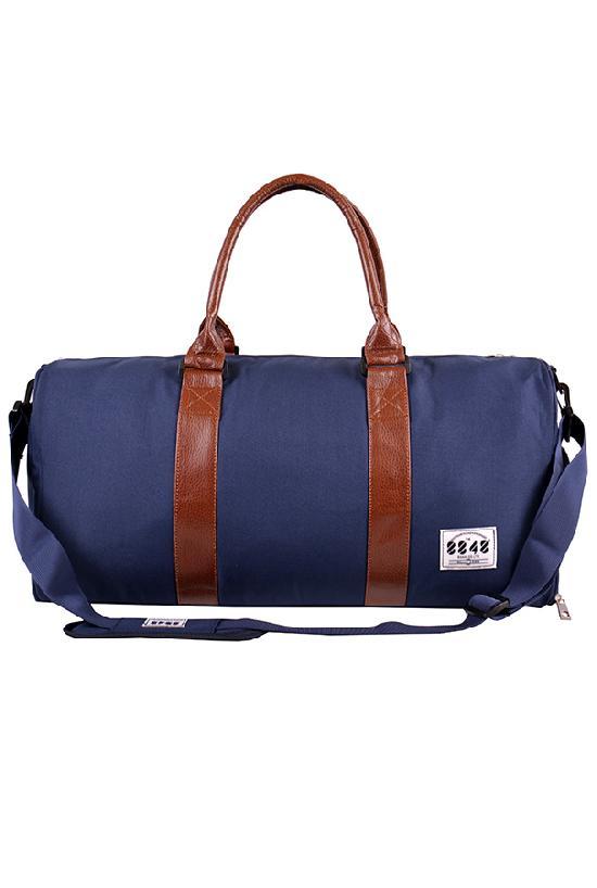 Сумка / 8848 / D004-1 Спортивная сумка 52х18х32 см / тёмно-синий