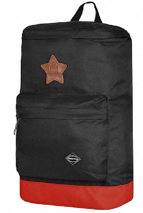 Рюкзак детский / Outdoor Voyage / A0015 Звезда-розетка/ чёрный