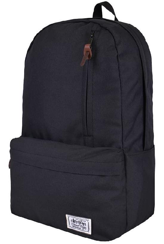 Рюкзак / Street Bags / 7219 Вертикальная молния 42х14х27 см / чёрный
