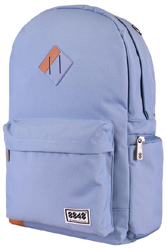 Рюкзак / 8848 / 229-020-001 Пятачок 45х14х30 см / голубой