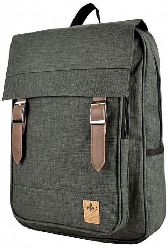 Рюкзак / Desteny Favor / 6007 Два ремня карман-отсек / зелёный