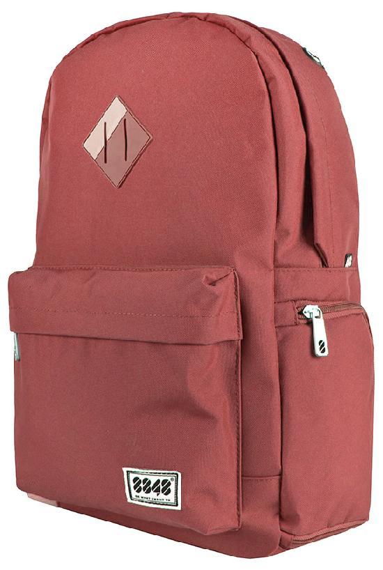 Рюкзак / 8848 / 229-020-003 Пятачок/ коралловый с светло-розовым углом