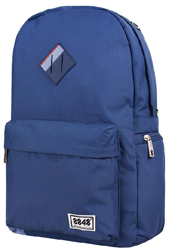 Рюкзак / 8848 / 229-020-004 Пятачок 45х14х30 см / стальной синий