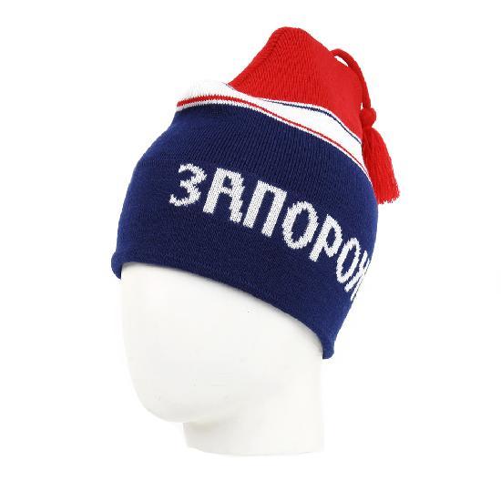 Шапка ЗАПОРОЖЕЦ Petushok (Red/Blue)