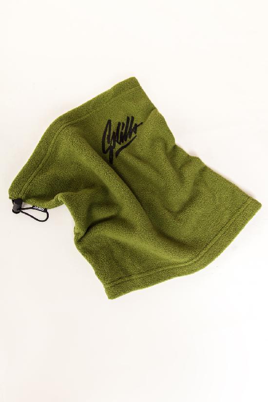 Шарф SKILLS Tube Signature (Зеленый (Olive))