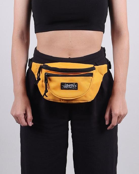 Сумка Anteater waistbag-yellow