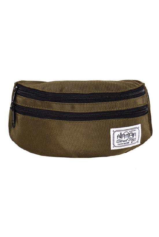 Сумка на пояс / Street Bags / SB-002-17/ хаки