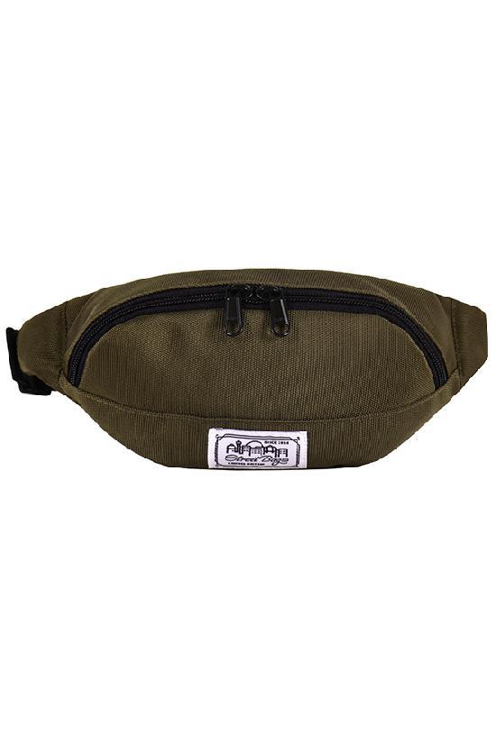Сумка на пояс / Street Bags / SB-003-17/ хаки