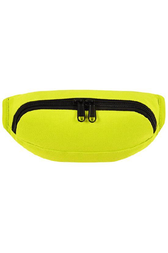Сумка на пояс / Street Bags / SB-003-NN / салатовый неон